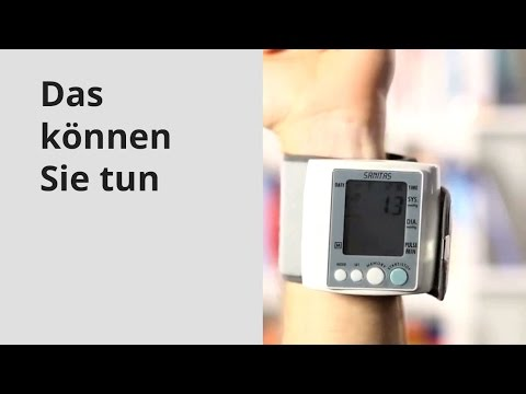 Blutdruck messen: So geht es richtig! - NetDoktor.de