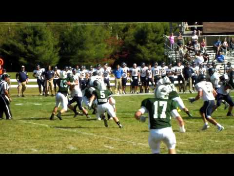 PSU Football vs. UMass Dartmouth