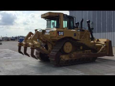 CATERPILLAR TRACK TYPE TRACTORS D6TXLSUA equipment video UKoMU3Z2l98