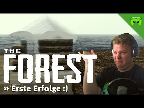 THE FOREST # 17 - Erste Erfolge «» Let's Play The Forest | HD