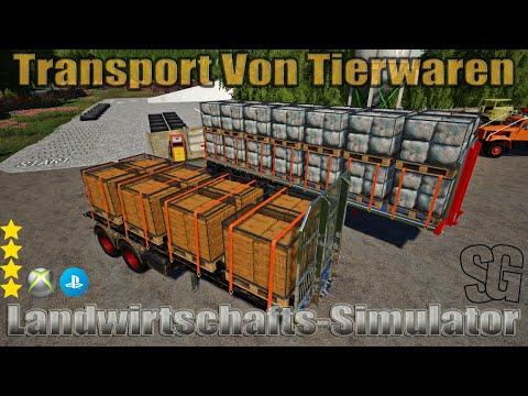 Animal Goods Transport v1.0.0.0
