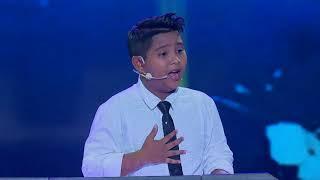 Mashaallah Hazury buat juri speechless   Berita Kepada Kawan   Ceria i-Star 2017 Konsert 5