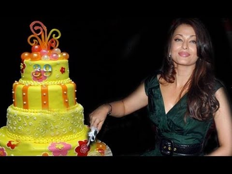 Bollywoodgupshup - Aishwarya Rai Bachchan celebrates her Birthday with Abhishek Bachchan, Nandita Das, Parmeshwar Godrej, Amitabh Bachchan and the French Embassy. For Daily Upd...