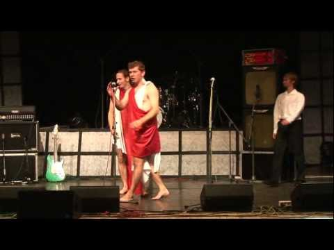 Kabaret Noł Nejm - Słowotok Nerona