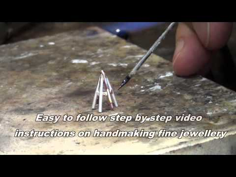 Six Claw Tee-pee Ring