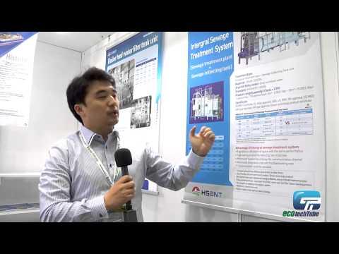 Hoseung Ent : Sewage Treatment Plant