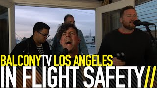 IN FLIGHT SAFETY - ANIMALS (BalconyTV)