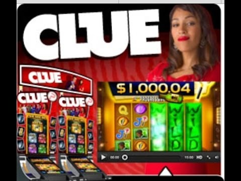 CLUE 2 slot machine MAX BET BONUS WIN