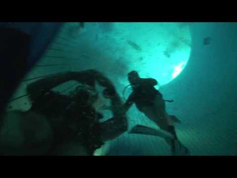 Plongée à la fosse de Villeneuve la Garenne