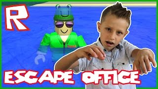 Escape From the Office Obby / We Escaped / Roblox