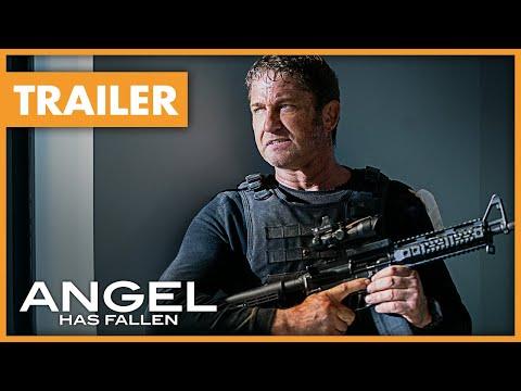 Angel Has Fallen trailer (2019) | Nu overal verkrijgbaar