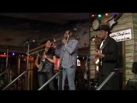 "CHICAGO BLUES ALL-STARS . . ""C-BLUES SHUFFLE"""