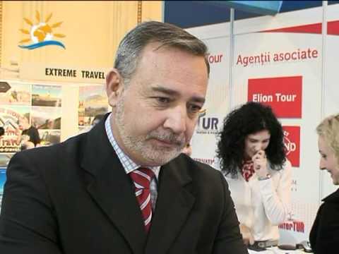 Interviu Javier Garcia del Valle – Happy Tour, Târg Holiday Market, 17-21 martie, Bucureşti – VIDEO
