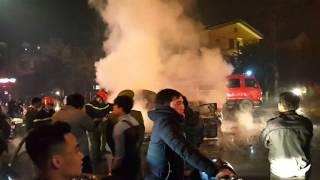 Cháy ô tô đêm giao thừa Bắc Ninh, Long Nhat, Gương mặt thân quen 2015