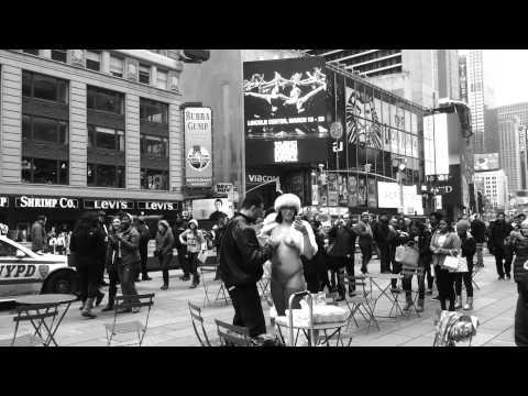 NewYork black and white