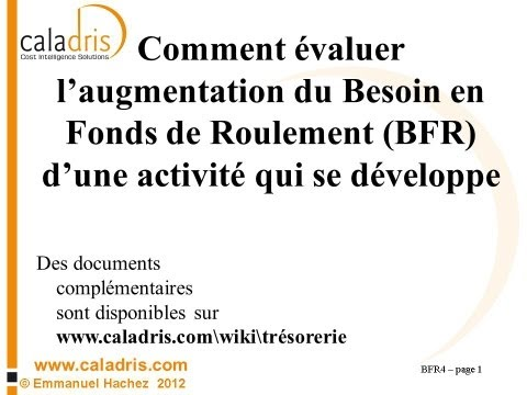 comment financer bfr