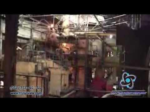 Электростанция на щепе: электрогенератор на дровах