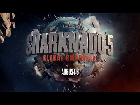 Sharknado 5: Global Swarming - Teaser Trailer - Coming Soon In Italy By Film&Clips