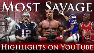 Video Most Savage Sports Highlights on Youtube (S01E01) MP3, 3GP, MP4, WEBM, AVI, FLV Oktober 2018