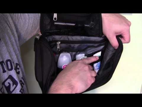 SwissGear Toiletry Bag by Wenger - Great Travel Companion