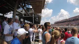2016 Indy 500 100th Running National Anthem