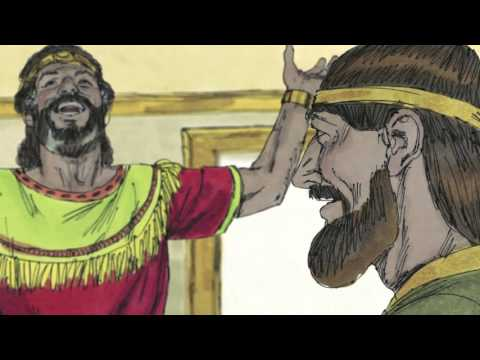 17. God's Covenant with David - Open Bible Stories