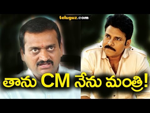 Bandla Genesh Confirms to become Minister in Pawan Kalyan Govt