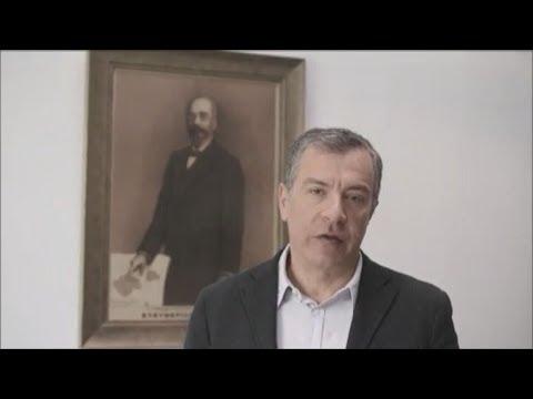 Σ.Θεοδωράκης: Συνεννόηση και όχι διχασμός, το μήνυμα του '21