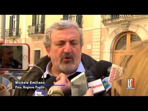 FOGGIA TAPPA PRINCIPALE DELLA GIORNATA IN MEMORIA DELLE VITTIME DI MAFIA