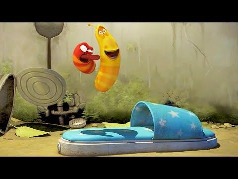 LARVA - SLIPPERS | Cartoon Movie | Cartoons For Children | Larva Cartoon | LARVA Official - Thời lượng: 33:28.