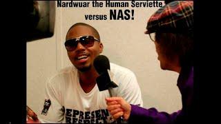 Nardwuar vs. Nas - The Extended Version