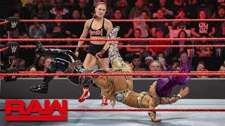 Nonton Ronda Rousey & Natalya vs. Sasha Banks & Bayley: Raw, Jan. 21, 2019 Film Subtitle Indonesia Streaming Movie Download