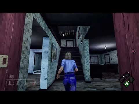 Dead by Daylight ( Laurie Strode Vs Michael Myers )