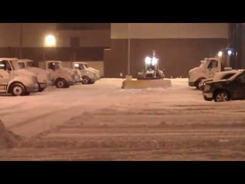 Snow Removal - http://BernsLandscape.com If you need a full service approach to Snow and Ice Management 24 hours a day, 7 days a week, which includes snow plowing, ice mana...