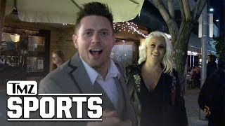 Video The Miz: Ronda Rousey's 'Messing with the Wrong People' in WWE | TMZ Sports MP3, 3GP, MP4, WEBM, AVI, FLV Juni 2018