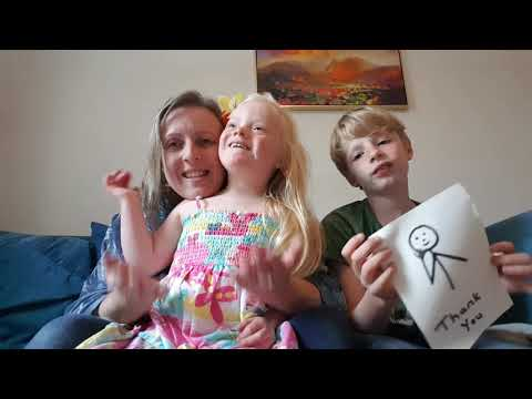 Ver vídeo Makaton Sign Of The Week -