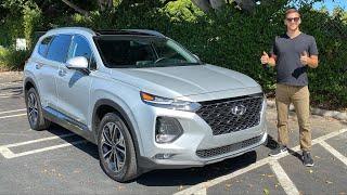 2020 Hyundai Santa Fe Limited 2.0T FWD Q&A (Live) by MilesPerHr