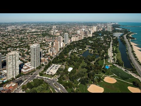 Tour a Lincoln Park sunset-view 2-bedroom at The Patricians