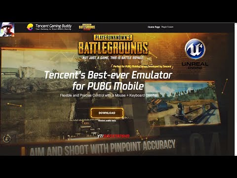 BEST EMULATOR EVER FOR PUBG MOBILE I PLAY WITH BEST QUALITY 60 FPS (видео)