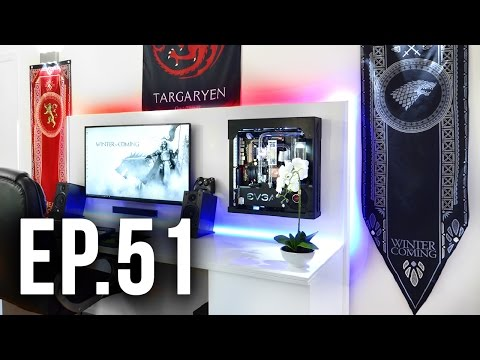 Video Room Tour Project 51 - Best Gaming and Desk Setups download in MP3, 3GP, MP4, WEBM, AVI, FLV January 2017