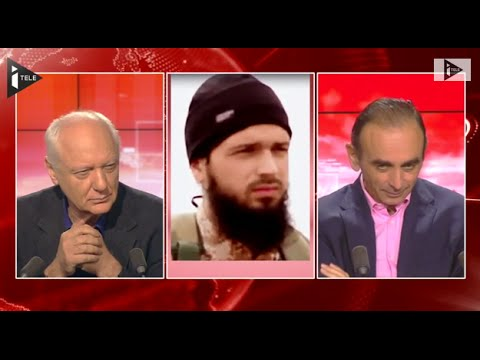 """Eric Zemmour : """"la conversion à l'islam,c'est le conformisme de la majorité, dans beaucoup de quartiers en France"""""""