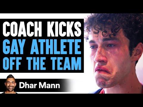 Coach Kicks GAY ATHLETE Off Team, Lives To Regret It | Dhar Mann