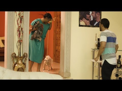 My village wife is Pregnant Majid Michel [Adam The Eve Part 4] - Latest Nigerian Movies