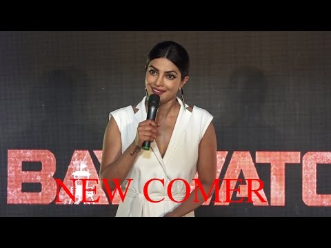 Priyanka Chopra Talks About Upcoming Bollywood Films | New Comer In Bollywood