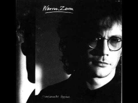 Detox Mansion (1987) (Song) by Warren Zevon