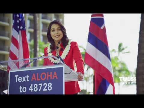 Leadership quotes - Tulsi Gabbard Full Speech - 2020 Presidential Campaign Launch - Feb 2 2019