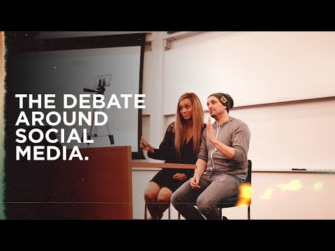 The ROI of Every Social Media Platform   Fireside Chat with Tyra Banks at Stanford Graduate School