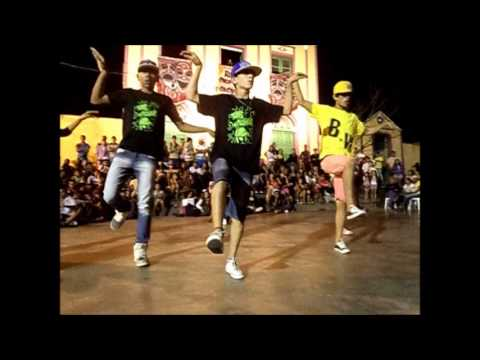 6 º Encontro de Dança de Rua, em Alagoa Grande : Bw Crew