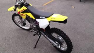 3. 2012 Suzuki DR-Z125L Yellow