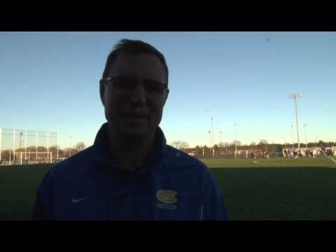 Coach Yengo recaps 2-1 win over UWRF in WIAC Quarterfinals
